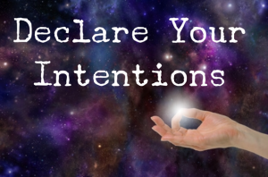 Declare Your Intentions