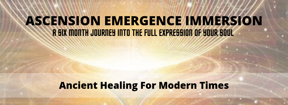 Ascension Emergence Immersion